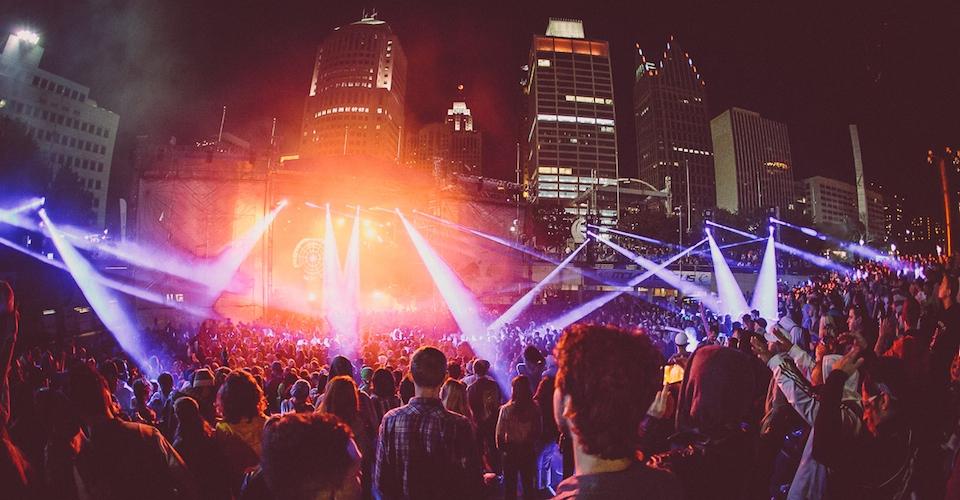 Detroit's Movement Festival Drops 2018 Lineup