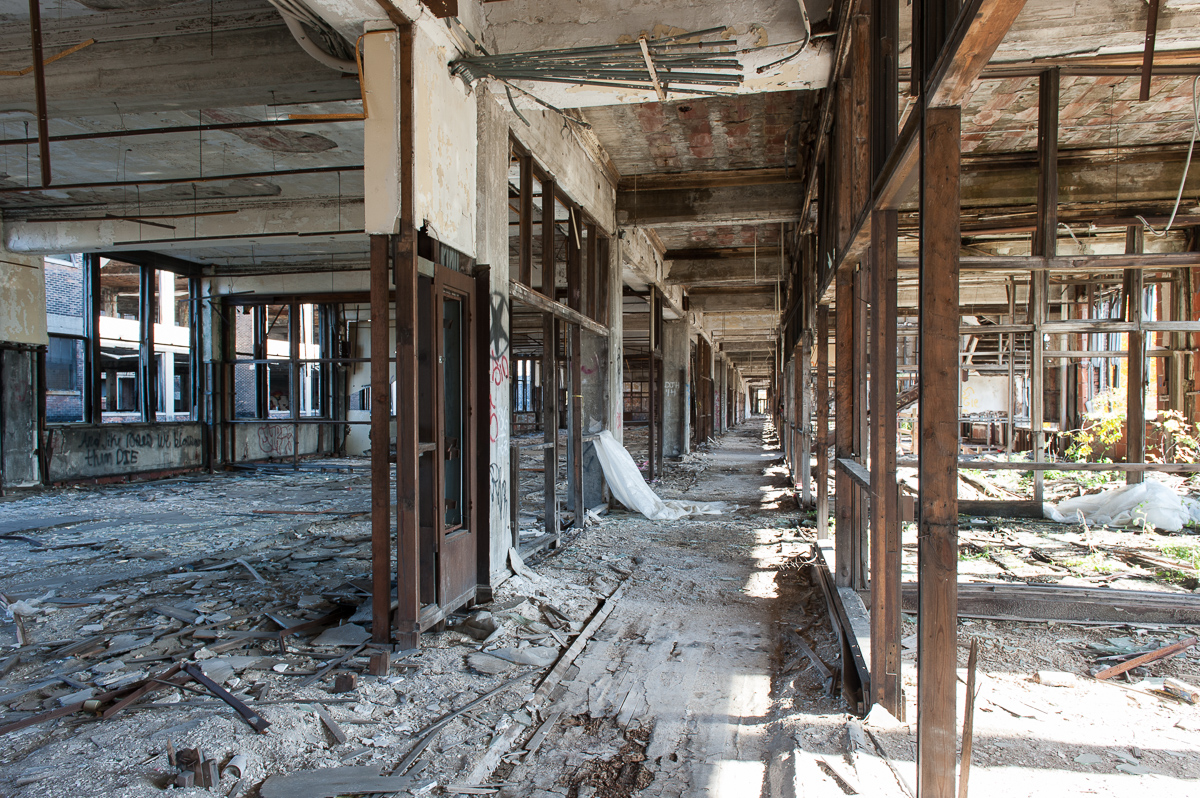 Packard Plant 1