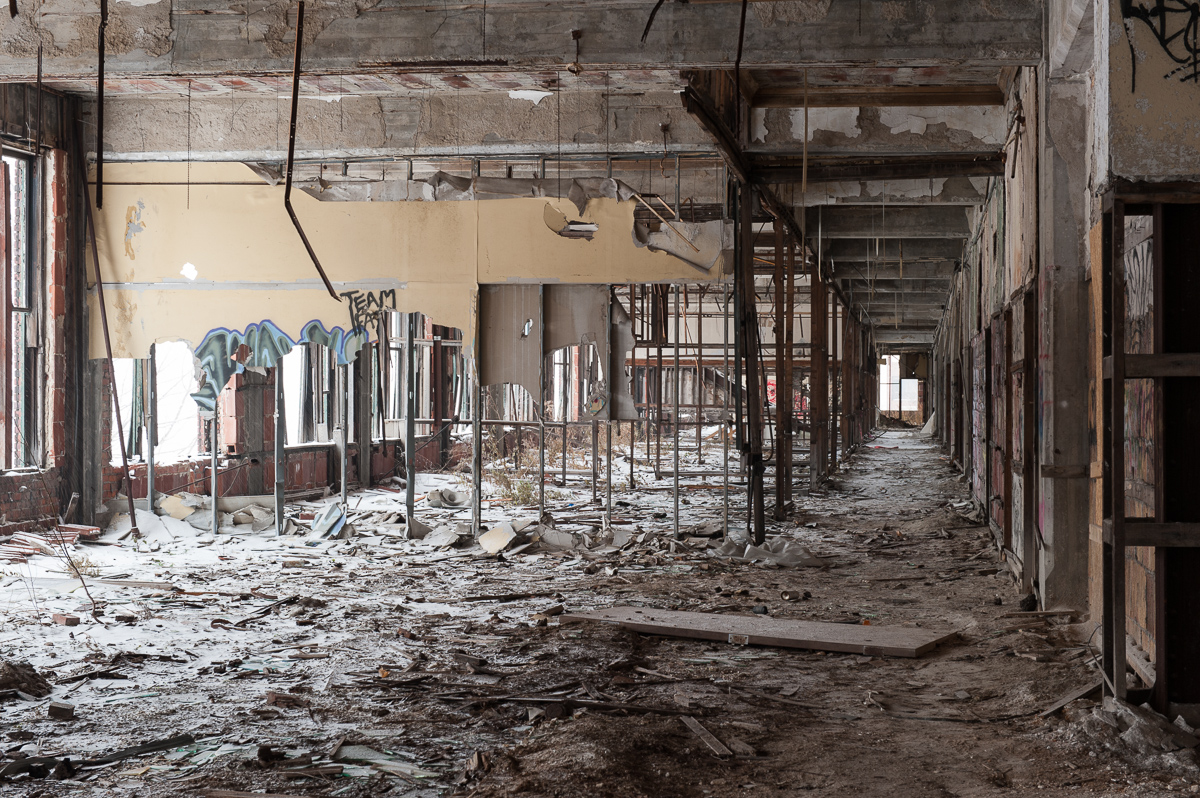 Packard Plant 2