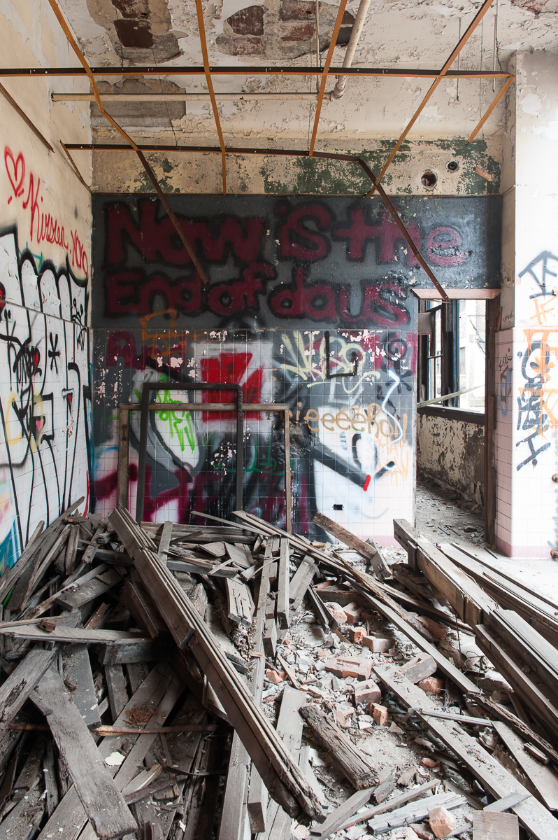Packard Plant 3