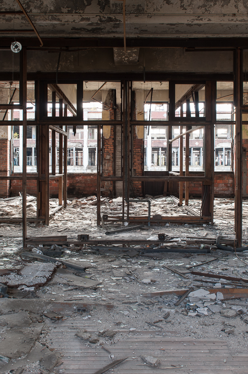 Packard Plant 4