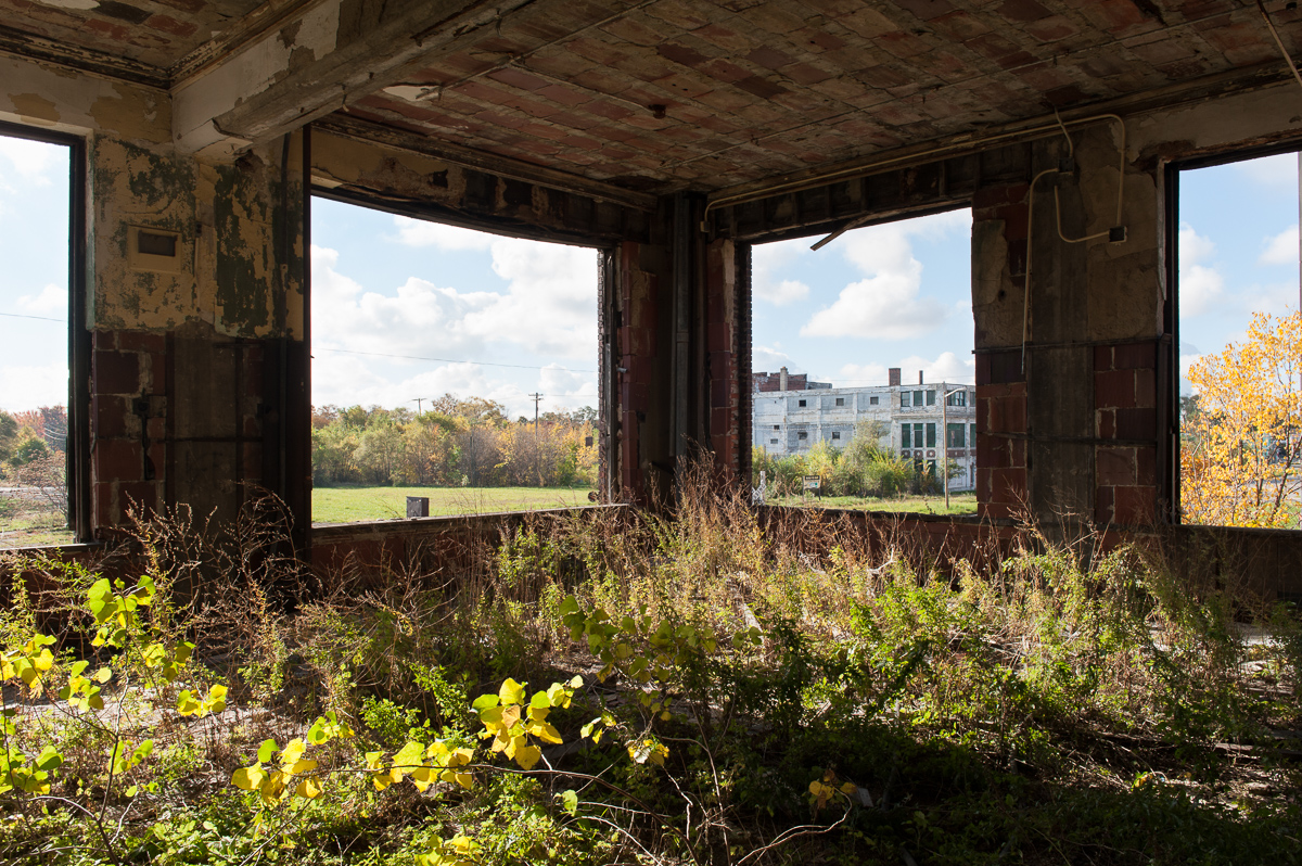 Packard Plant 5