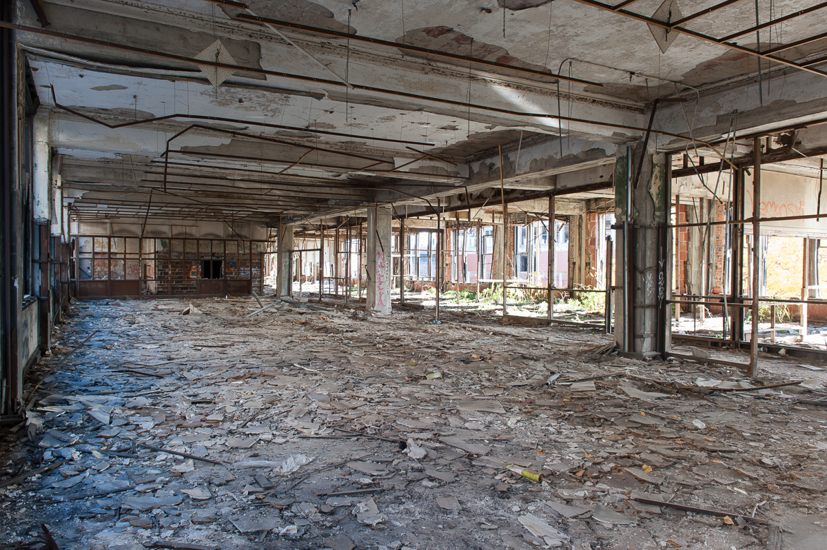 Packard Plant 6