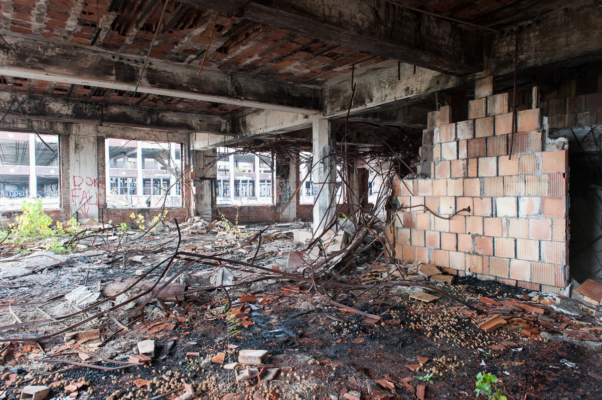 Packard Plant 7