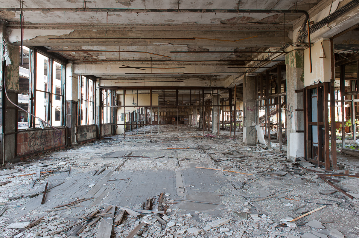 Packard Plant 8