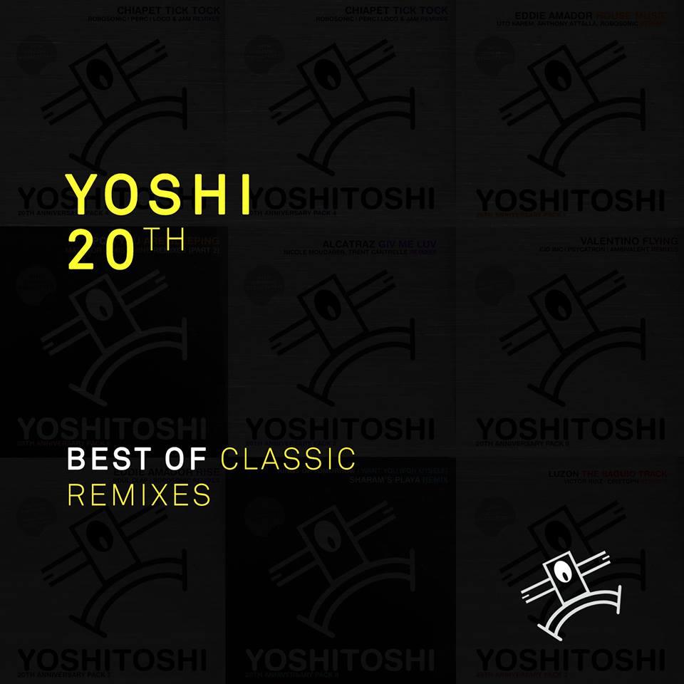 Yoshitoshi best of classic