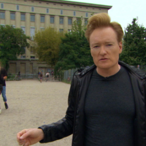 Watch Video of Conan O'Brien Getting Rejected at Berghain
