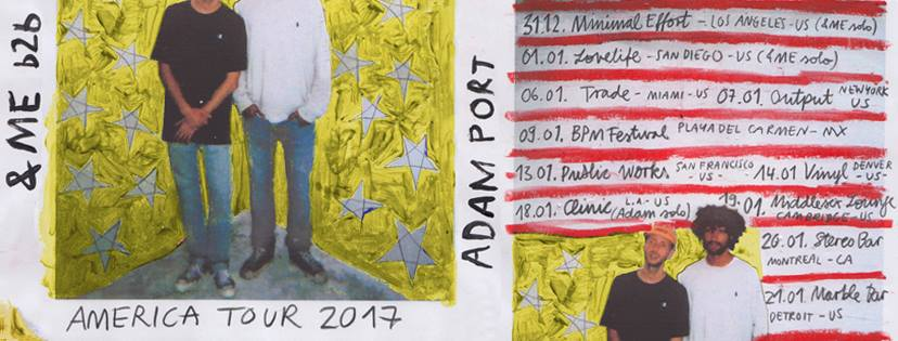 Adam Port Tour