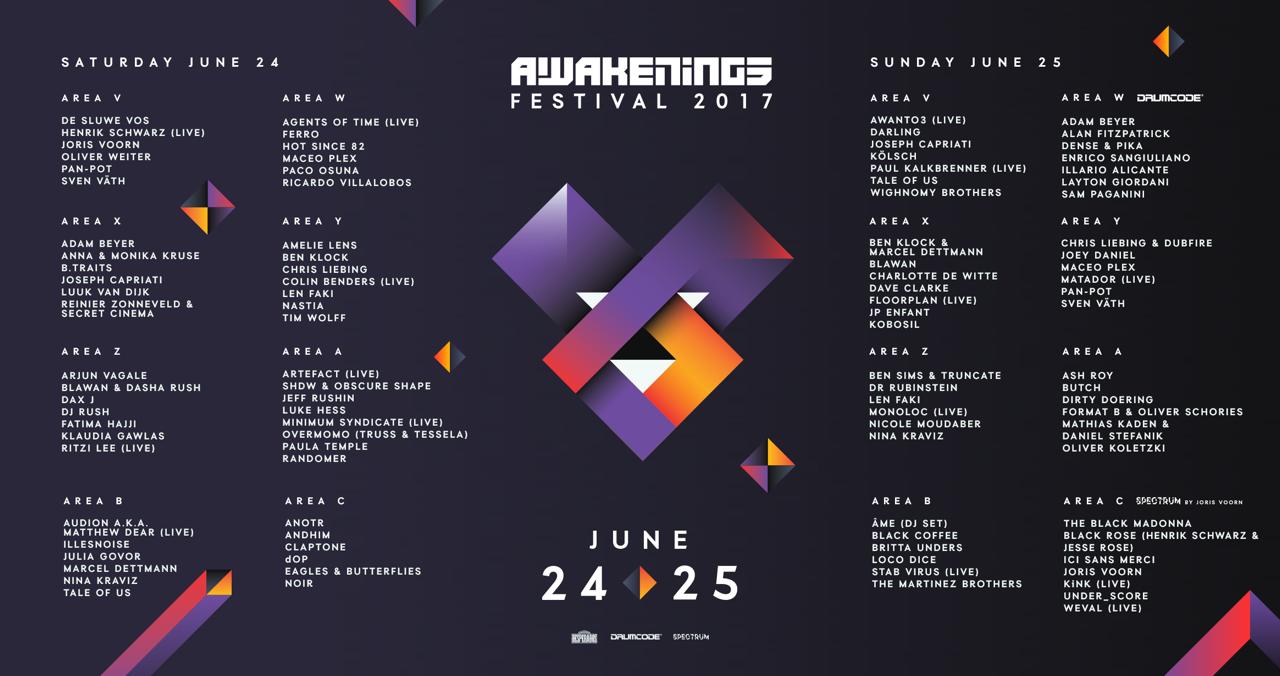 Awakenings 2017