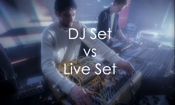 DJ Set vs Live Set? | 6AM