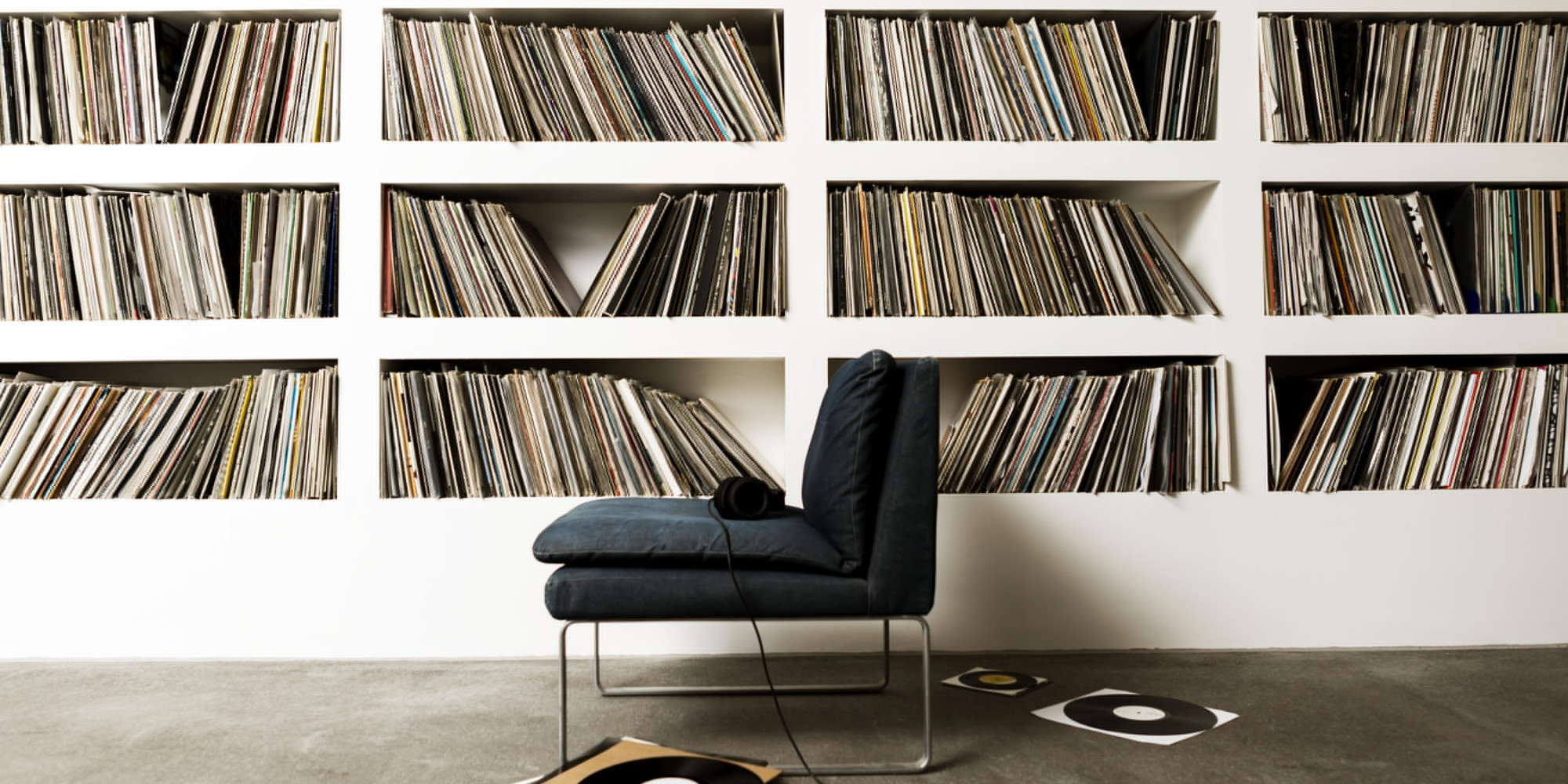 Ten Artists Vinyl Collections That Will Make You Drool 6am