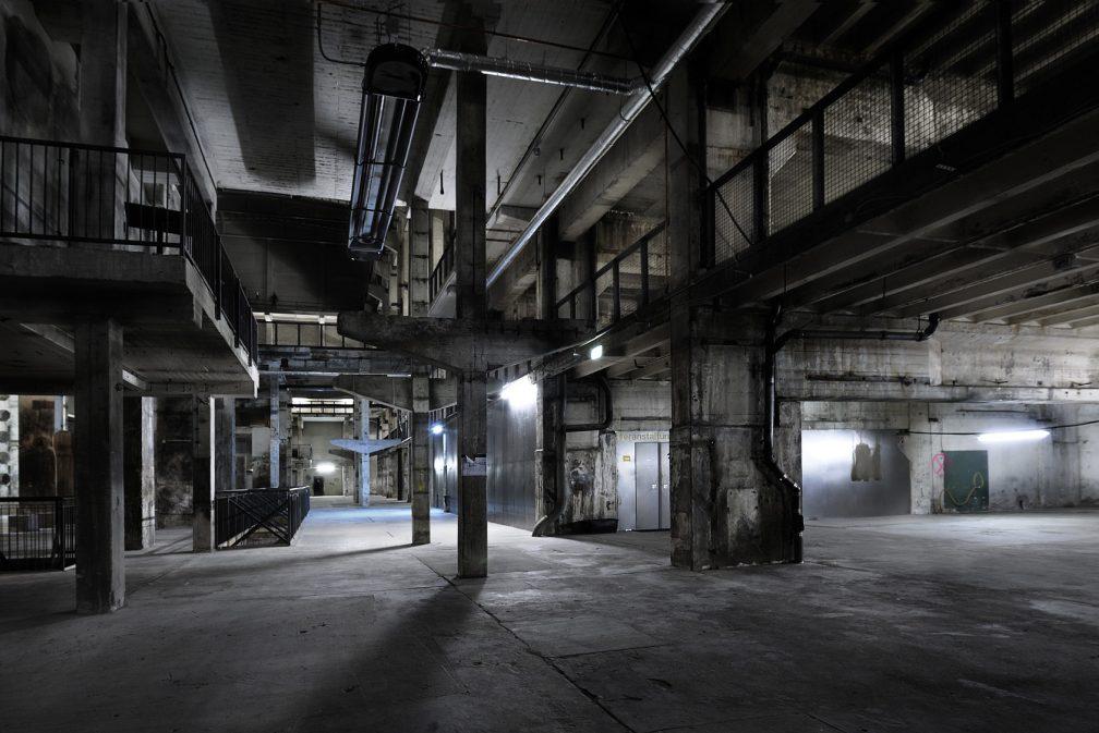 images of tresor 39 s location inside berlin 39 s kraftwerk power station 6am. Black Bedroom Furniture Sets. Home Design Ideas