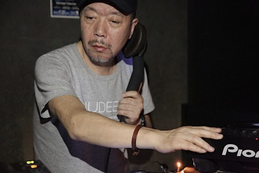 Loftsoul AKA Uchikawa (photo courtesy of BBE Records)