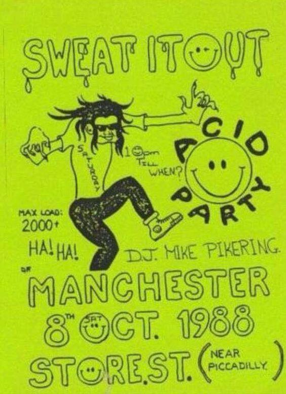 Manchester flyer