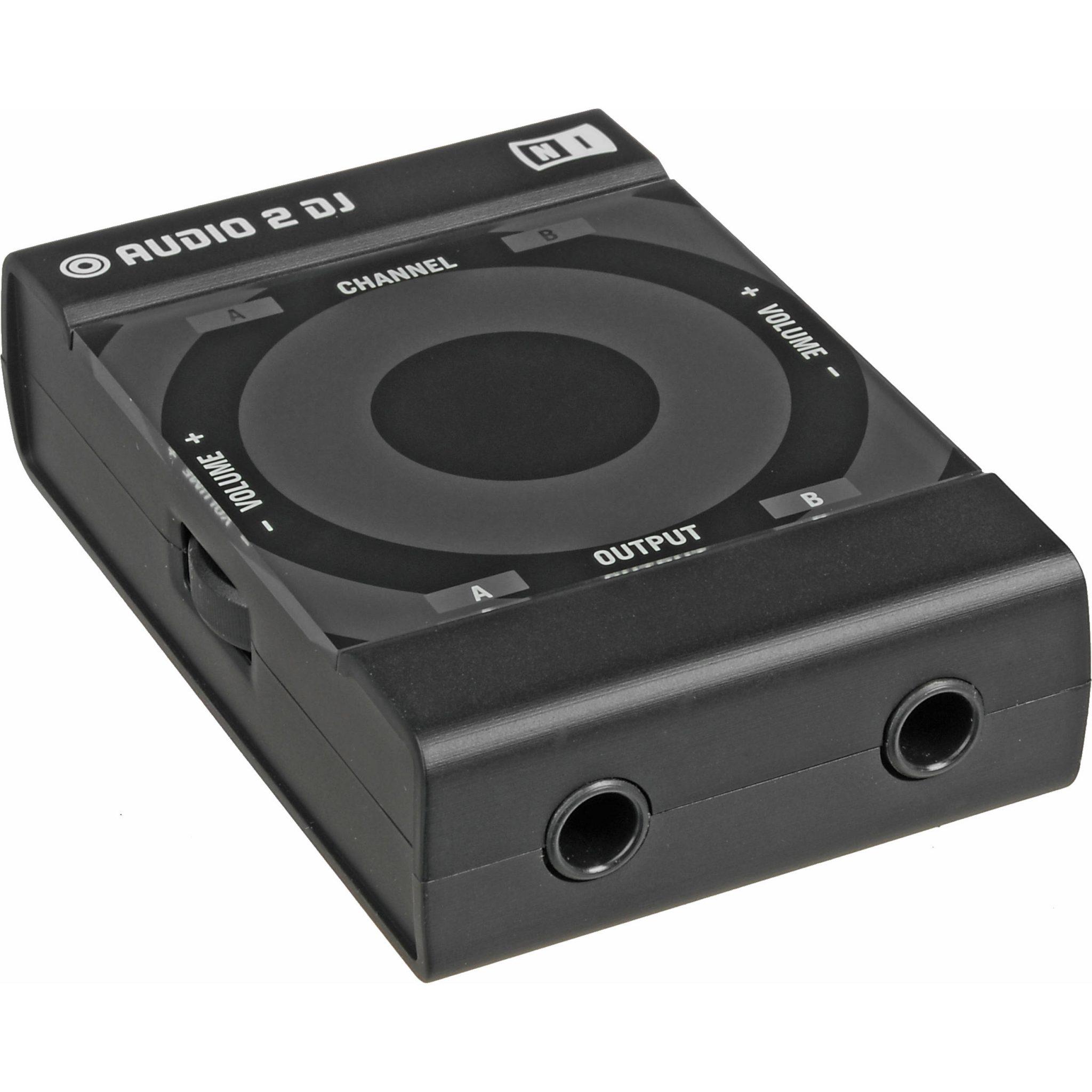 Audio 2 DJ (image courtesy of B&H)