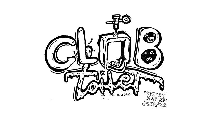 club toilet