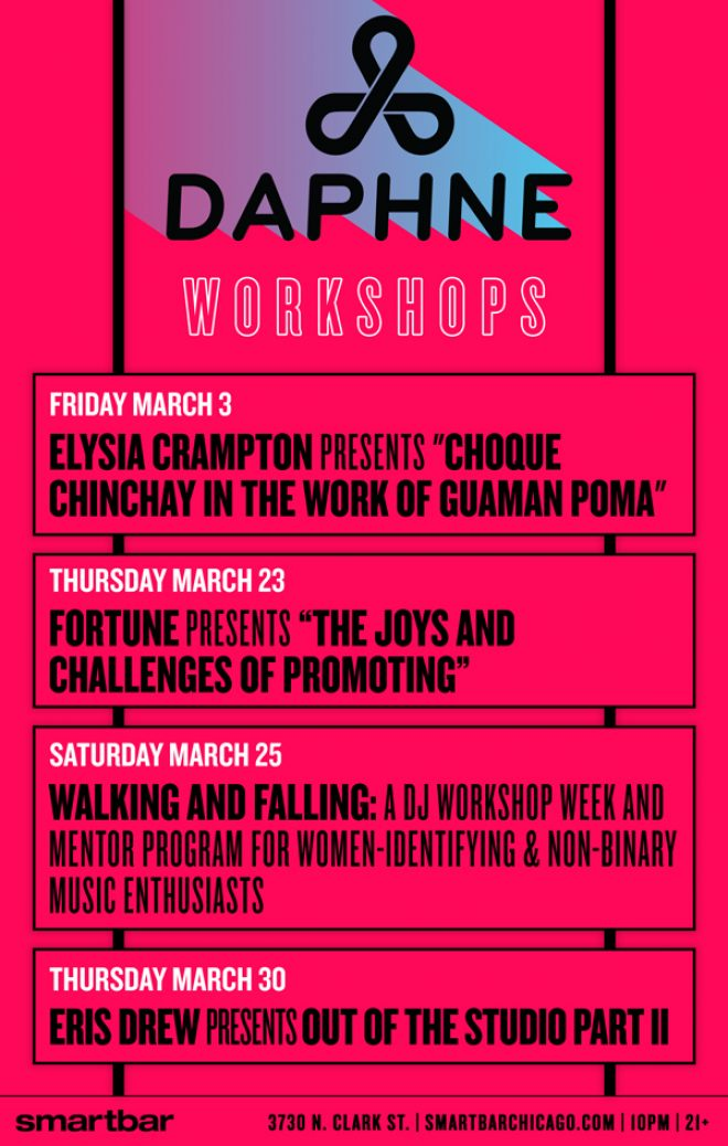 daphne workshops