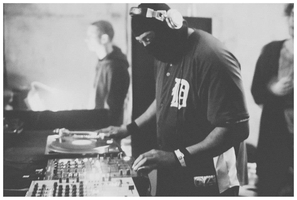 DJ Stingray (photo courtesy of XLR8R)