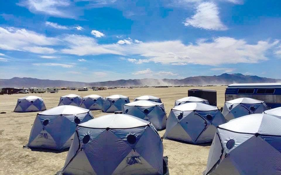 sex tent at burning man