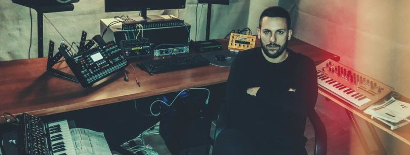 Dino Sabatini and Modern Heads In Vaders EP