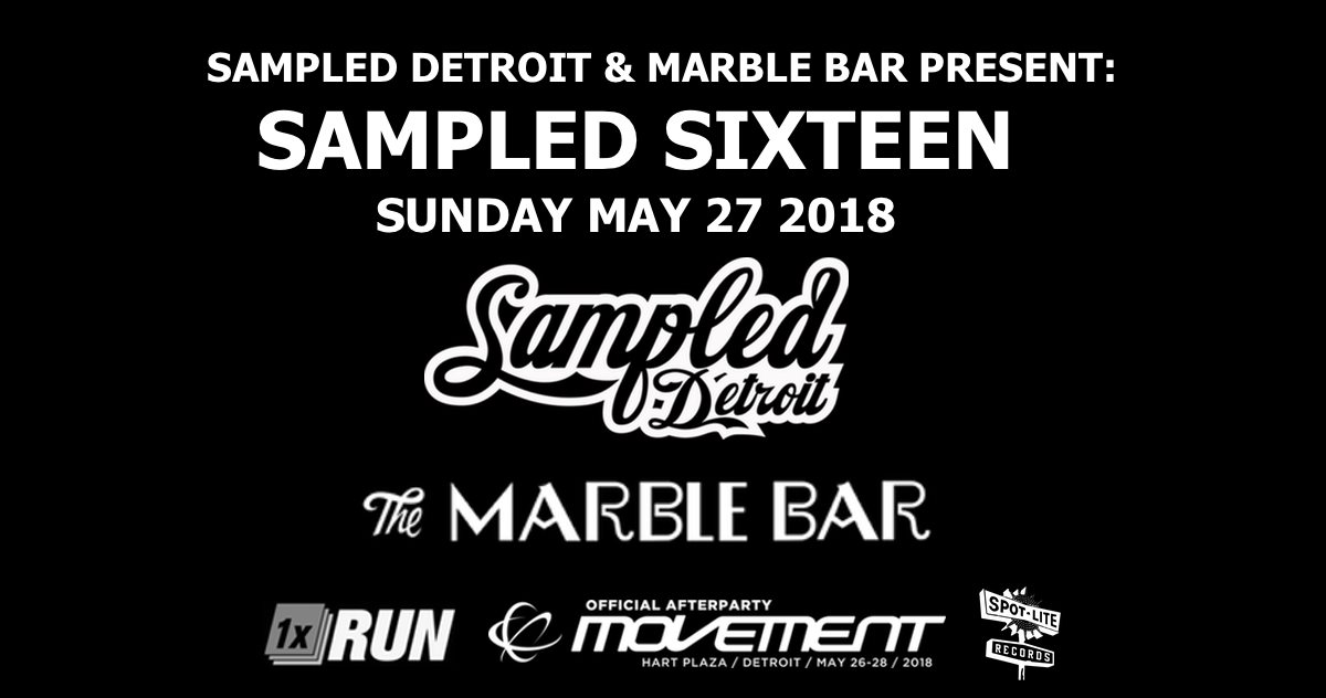 Your Complete After-Party Guide to Movement Detroit 2018 | 6AM