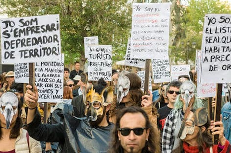 impacts of tourism in ibiza More than 500 people have taken to the streets to protest against the impact of overtourism in ibiza – the first rally of its kind on the balearic island famed for its hedonistic 24-hour .