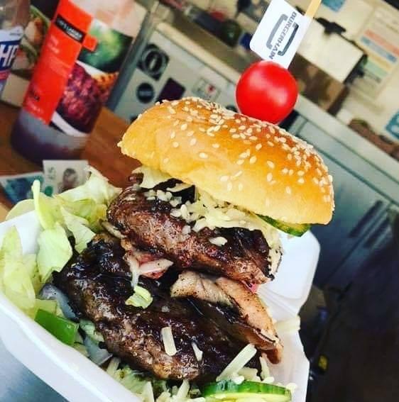 Burgerhain The Techno Themed Burger 6am