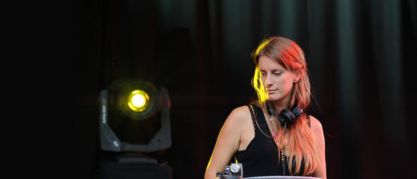 Epizode Festival artist Sonja Moonear