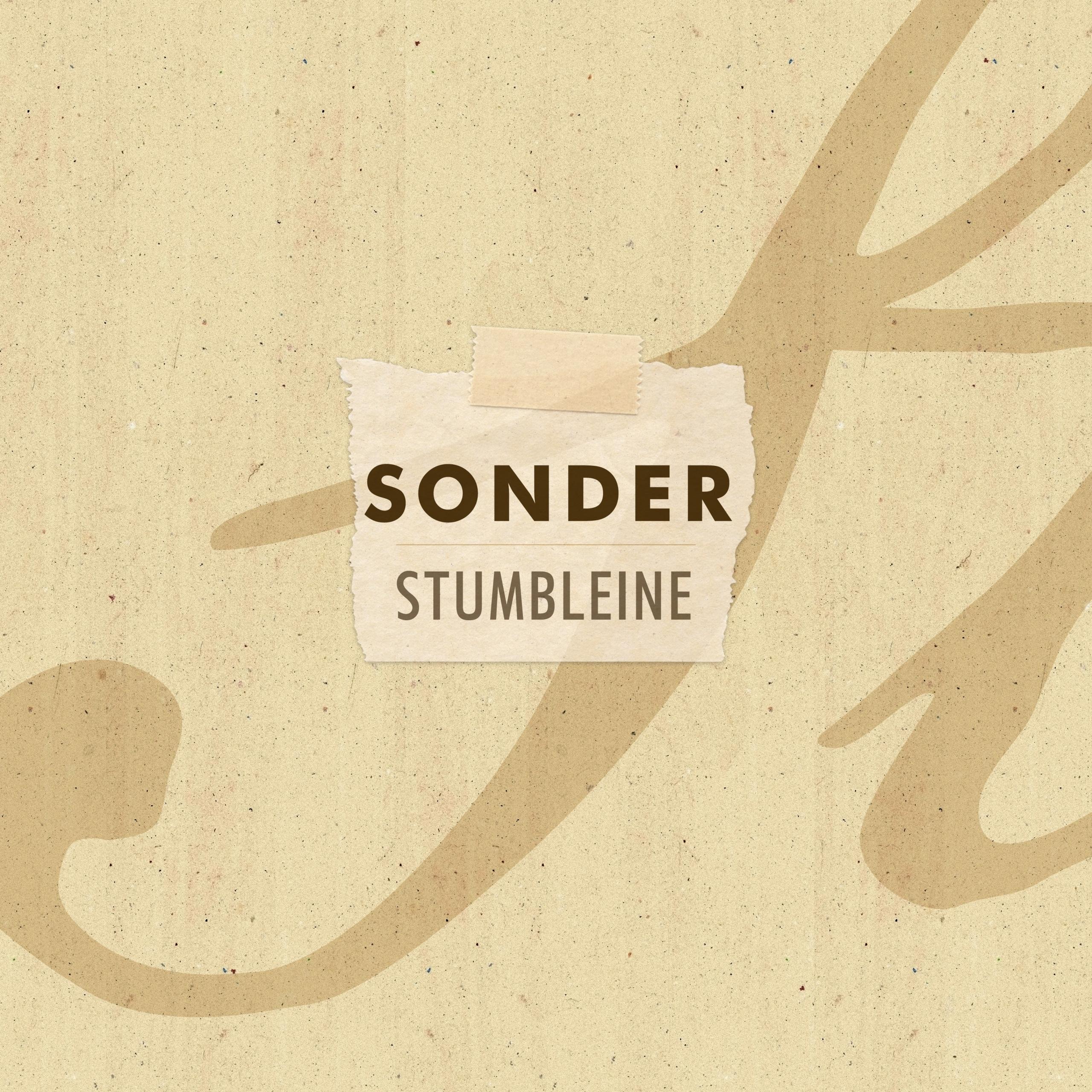 Sonder by Stumbleine