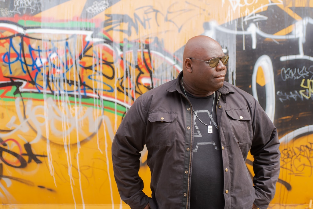 Carl Cox Cooks Beats & Then Some