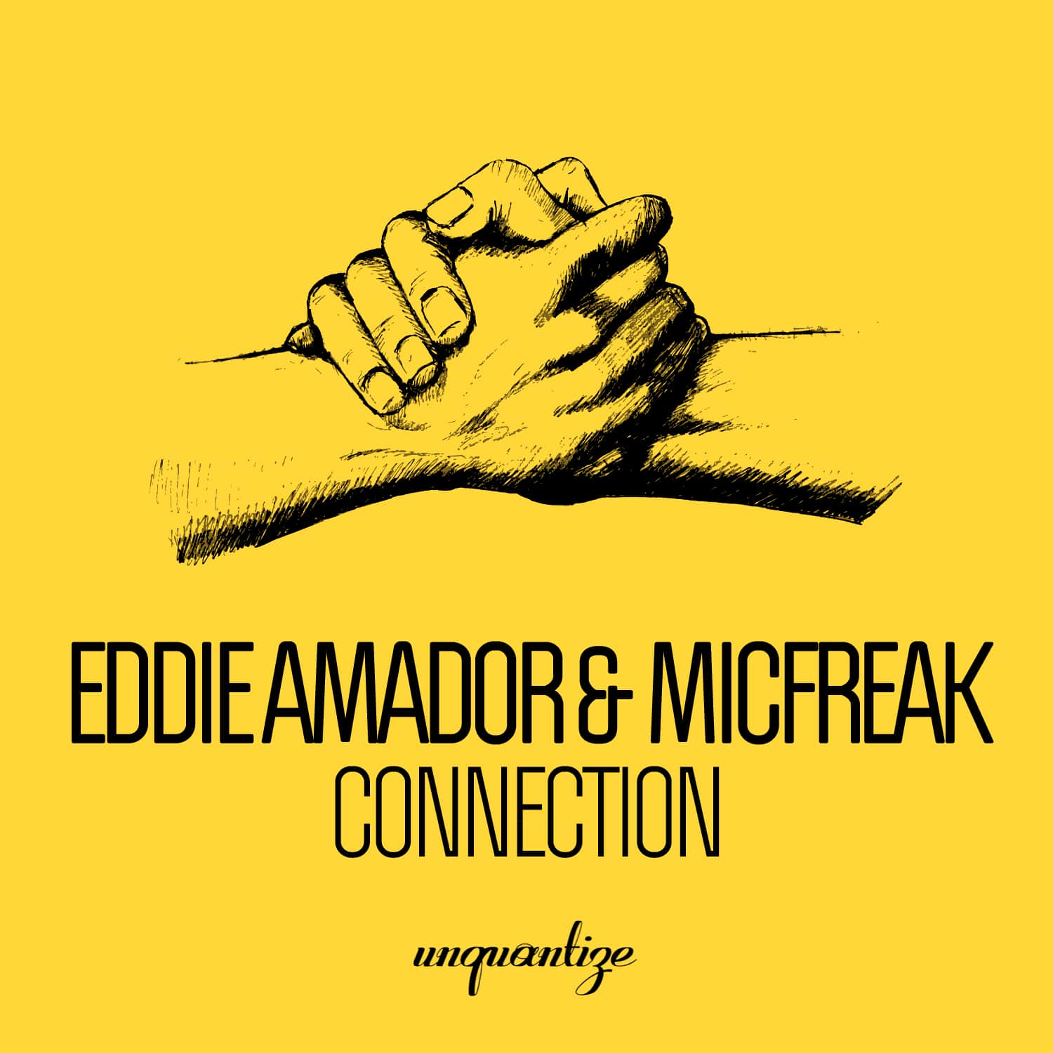 Premiere Eddie Amador And Micfreak Release Quot Connection