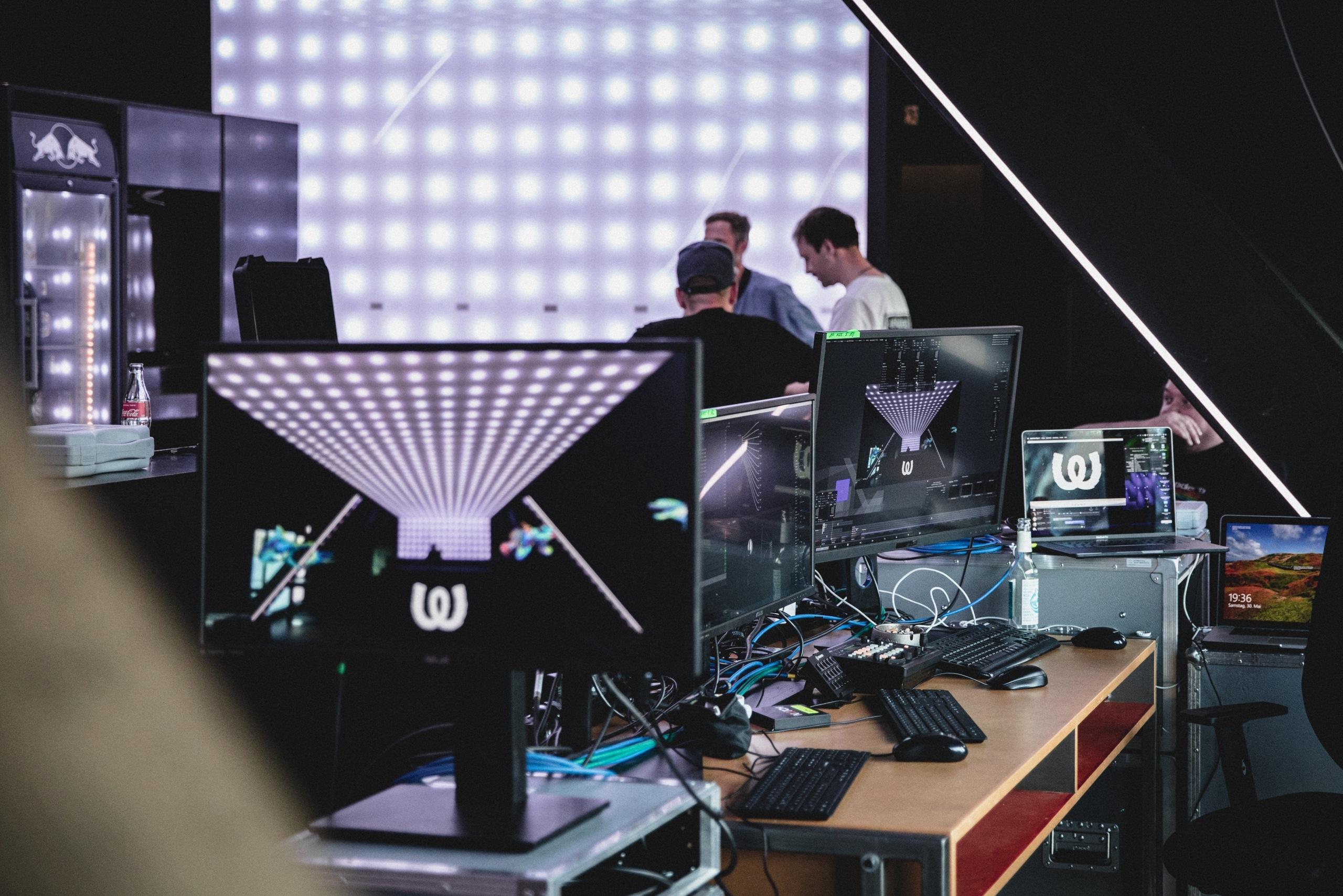 Behind the scenes of Watergate Berlin Virtual Reopening