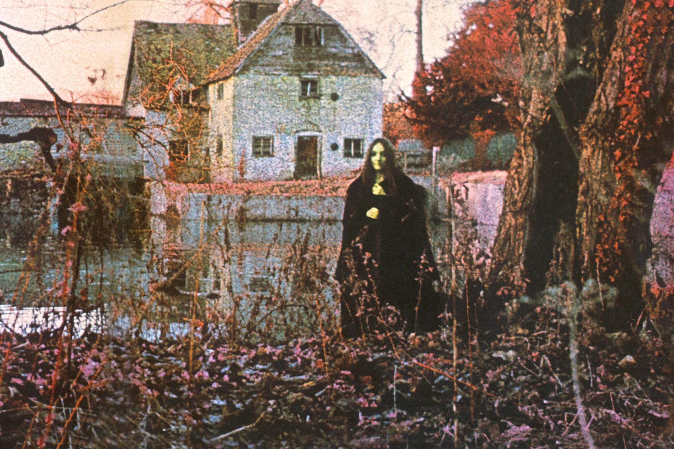 Black Sabbath Cover Girl