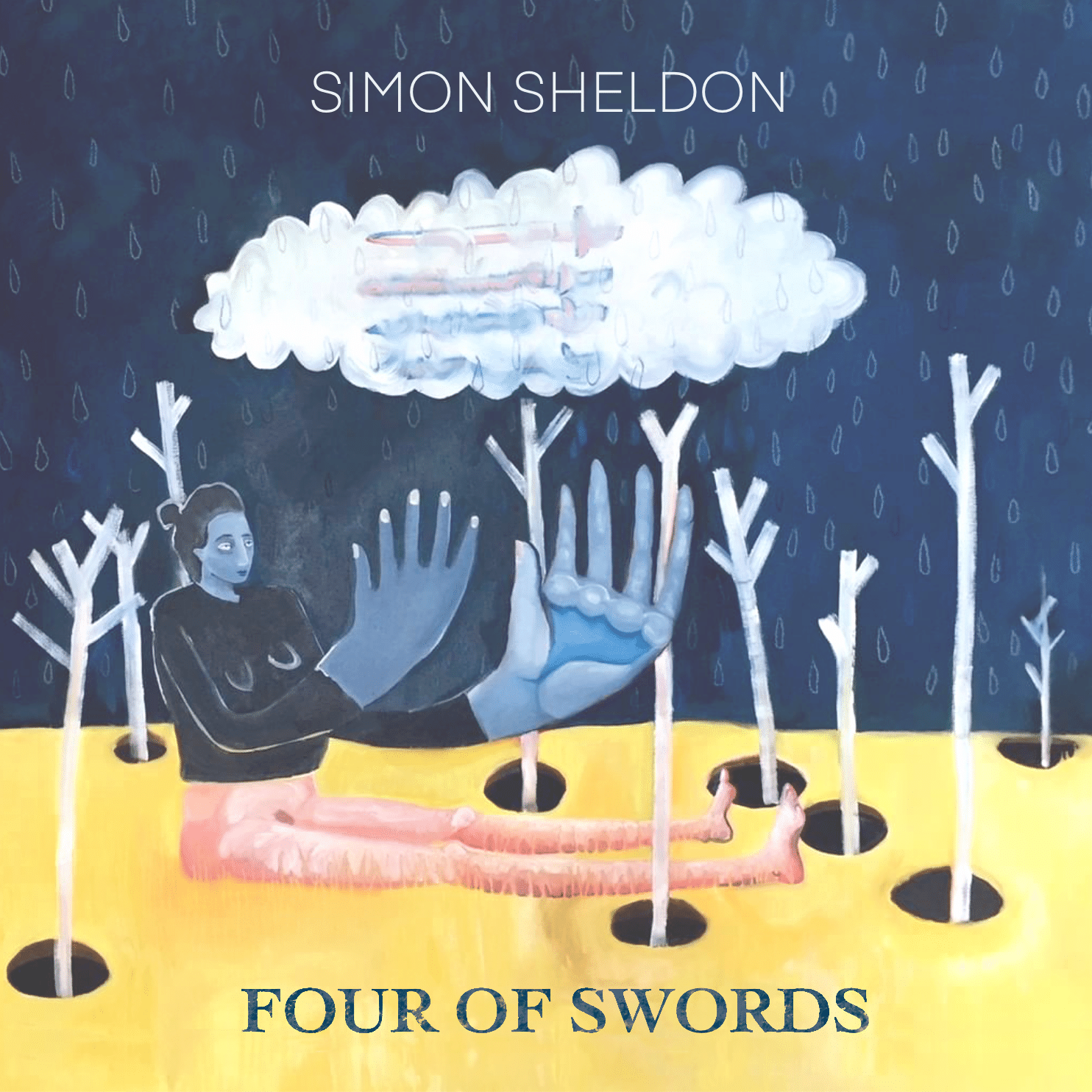 Simon Sheldon The Four Swords