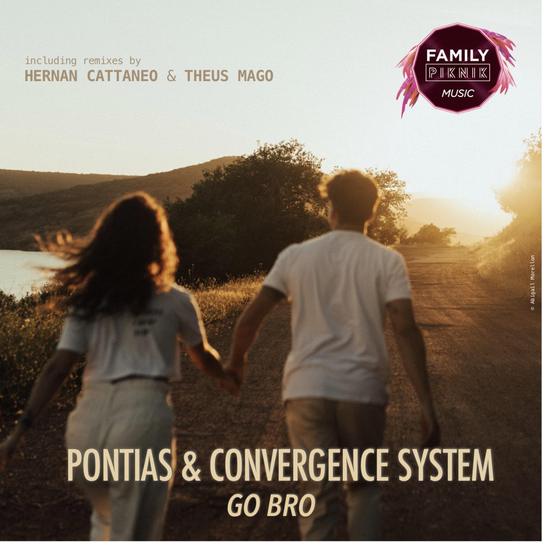 "Pontias, Convergence System ""Go Bro"" (Extended Mix) - Family Piknik Music"