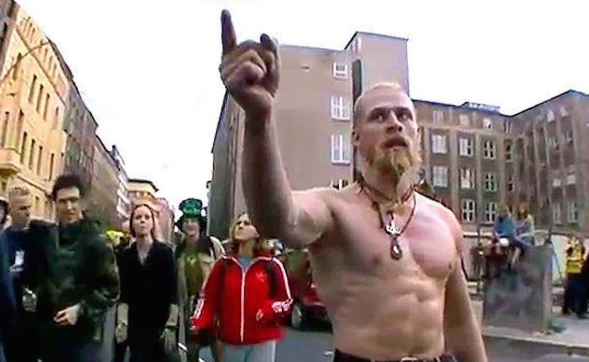 Techno Viking Taught Us A Lesson About Preventing Harassment