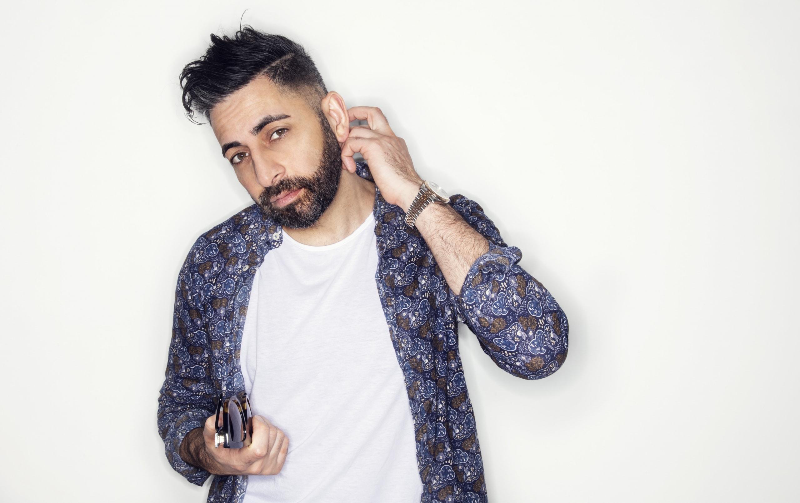 interview Darius syrossian
