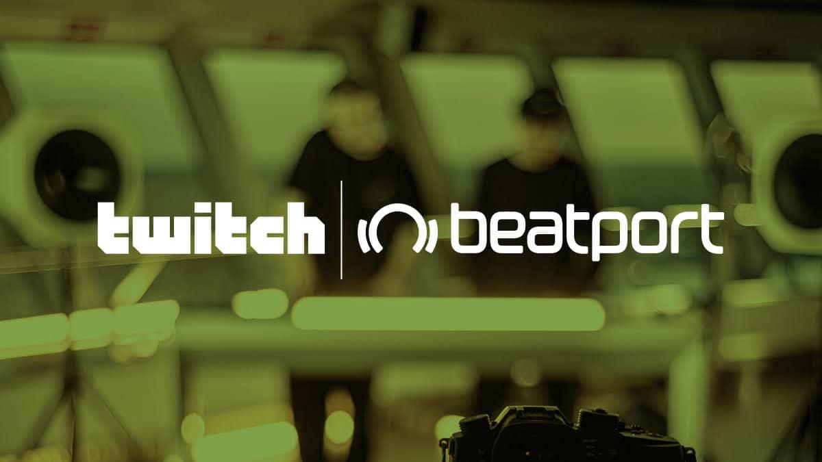 Twitch Beatport partnership