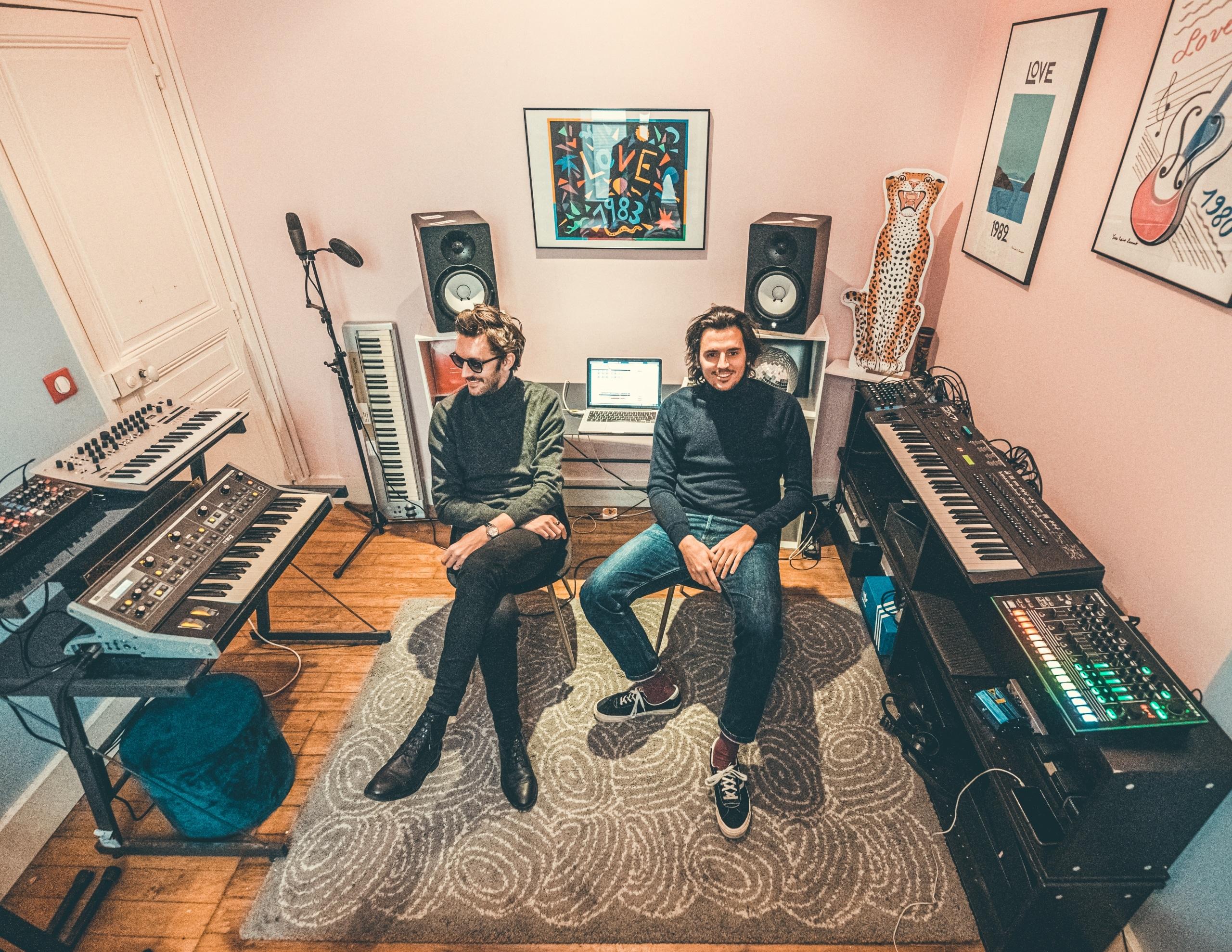 Chambord Tour Us Through Their Studio
