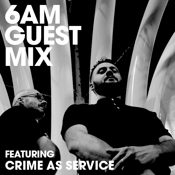 Crime as Service