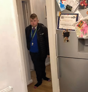 12-year-old organizes rave in school toilets