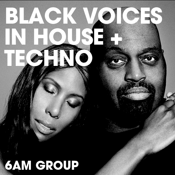 Black Voices in House Techno