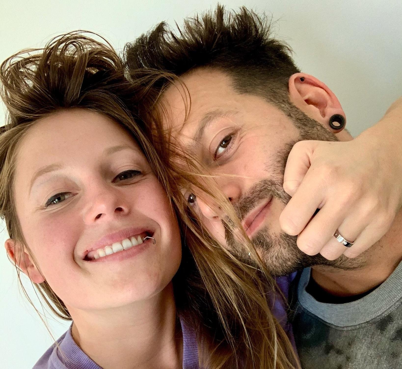 Charlotte de Witte & Enrico Sangiuliano engaged