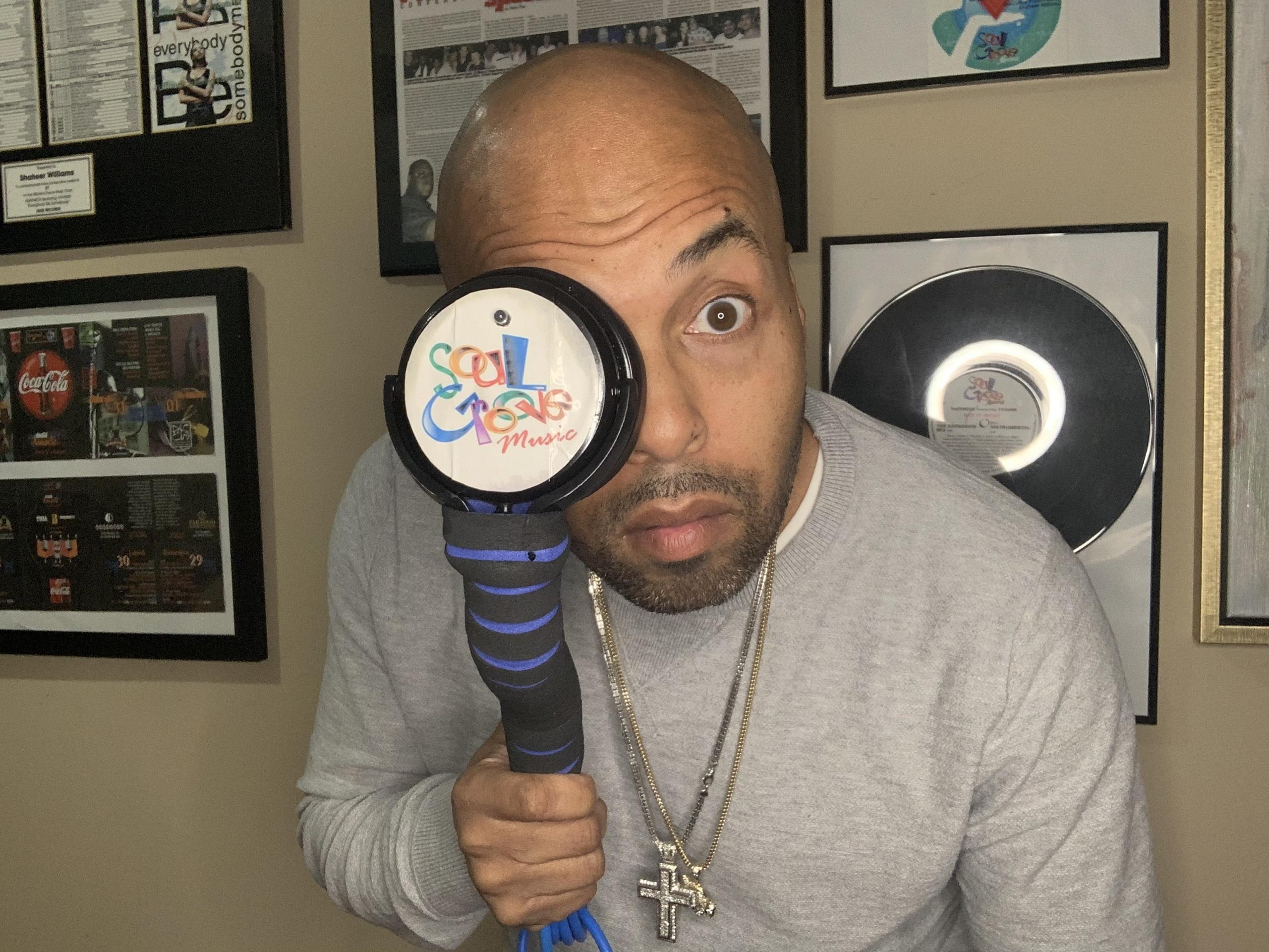 Digging Deeper with DJ Shaheer Williams