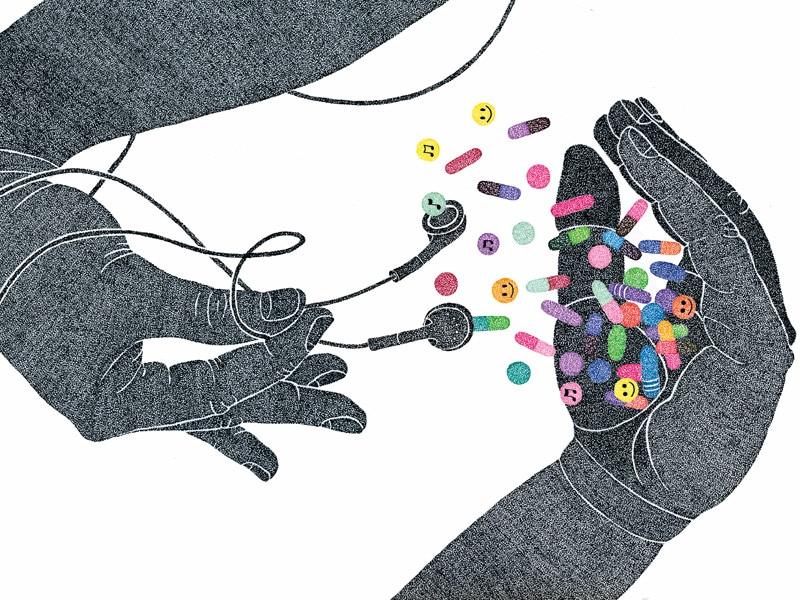 music drug