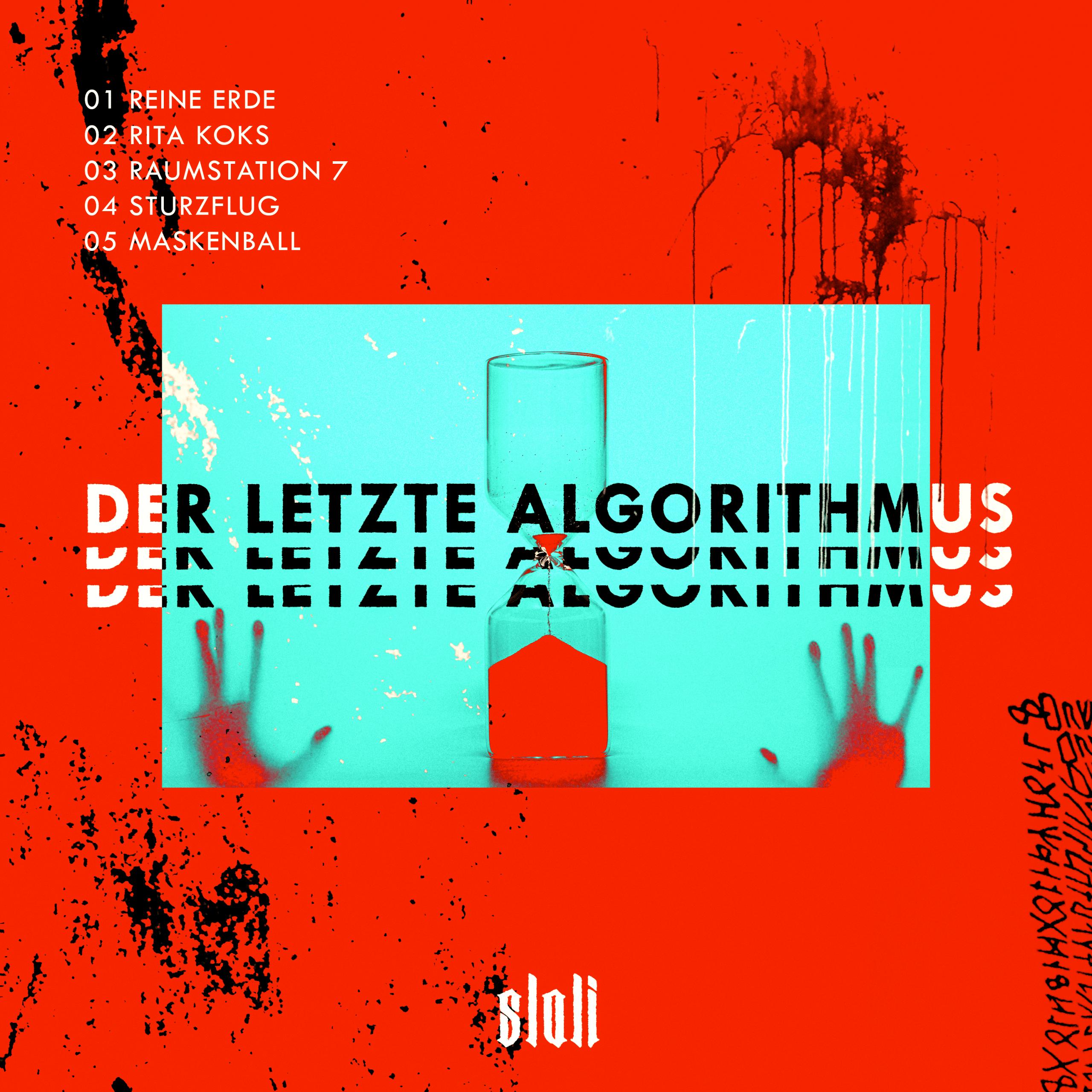 """Sloli Debuts Self Published Five Track EP """"Der Letzte Algorithmus"""""""