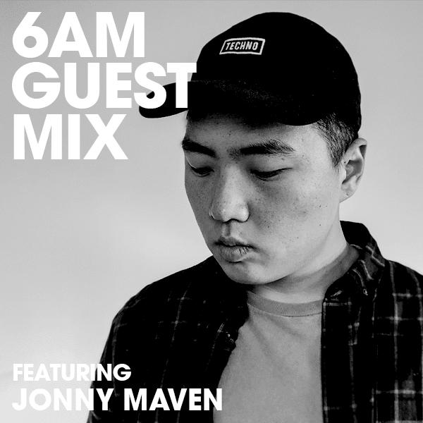 6AM Guest Mix: Jonny Maven
