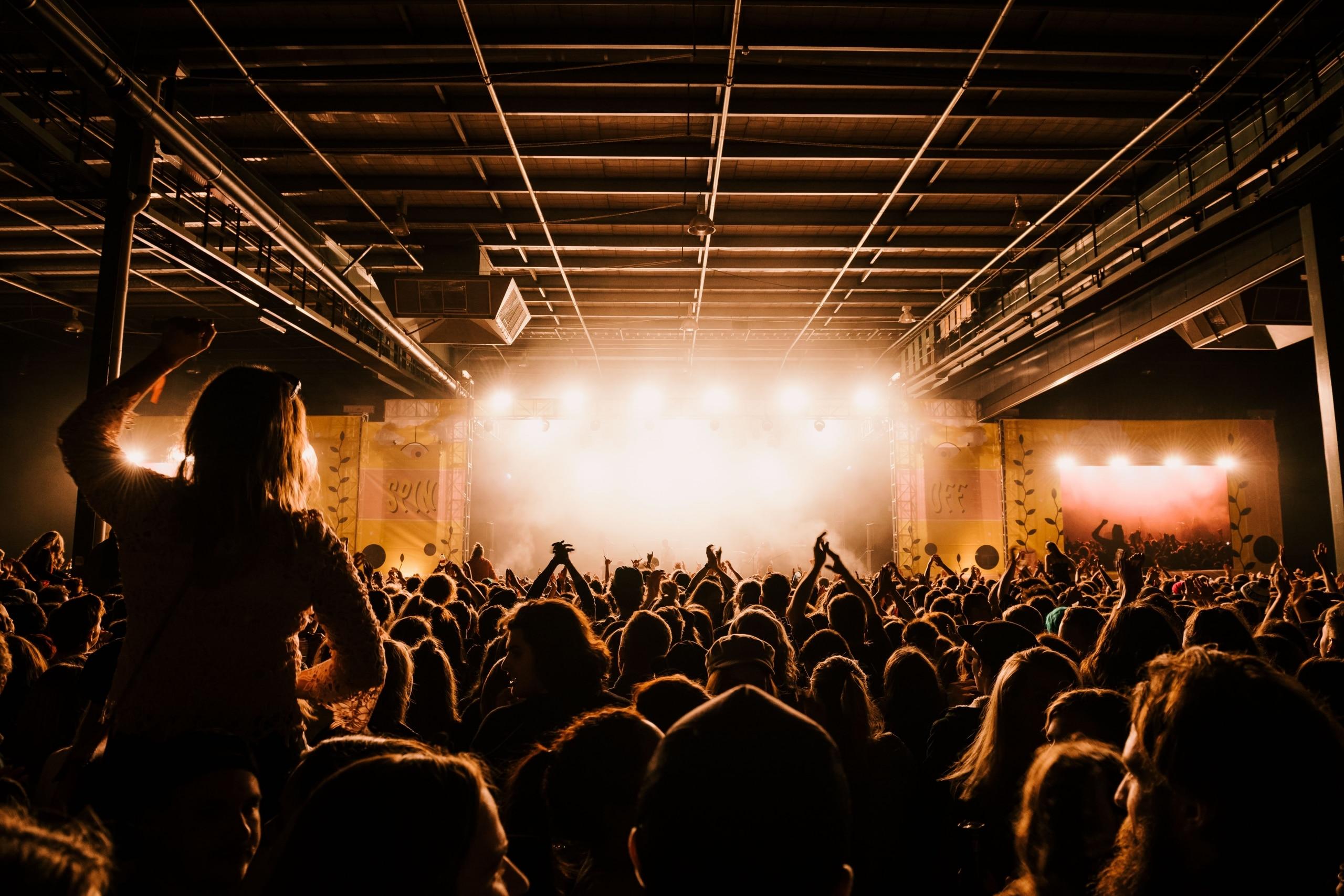 concerts safe pandemic