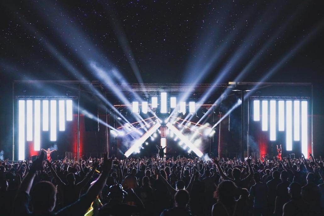 return music festivals