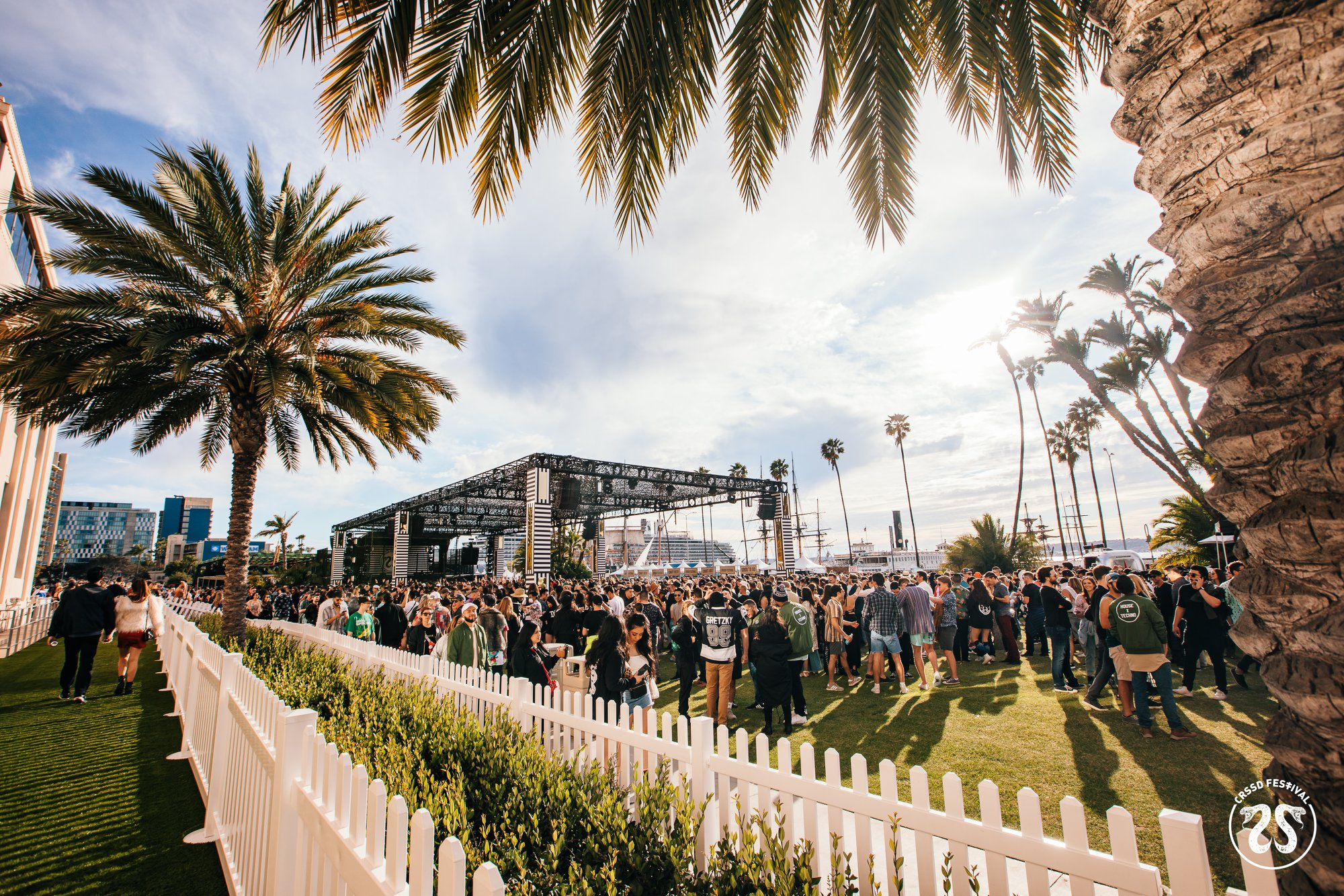 DAY.MVS Debuts In San Diego's Waterfront Park